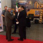 لرزه گیرهای هوشمند آما در 22 نمایشگاه نفت