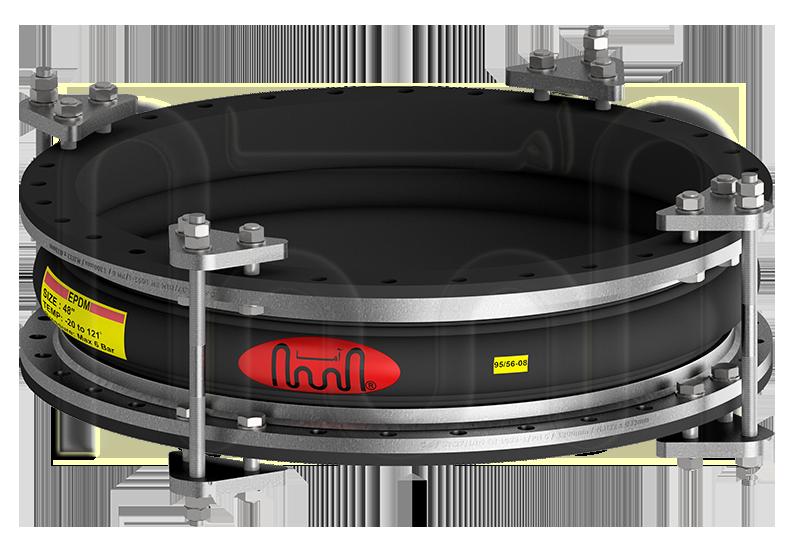 مشخصات و ویژگیهای طراحی لرزه گیرهای لاستیکی T20