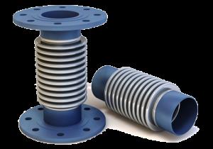 اتصالات انعطاف پذیر - لرزه گیرهای فلزی